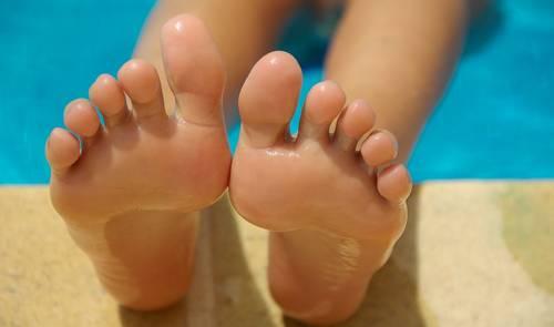 足の裏の健康について