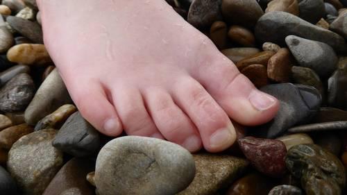 足の爪などのケア