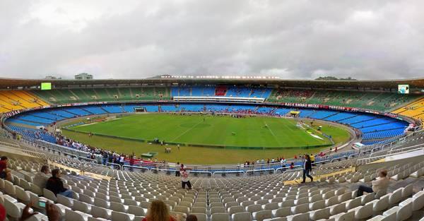 リオオリンピック 開会式会場