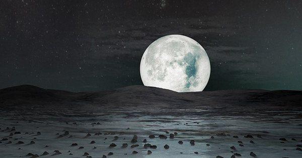 満月 - ムーンデー(新月・満月)の日にち