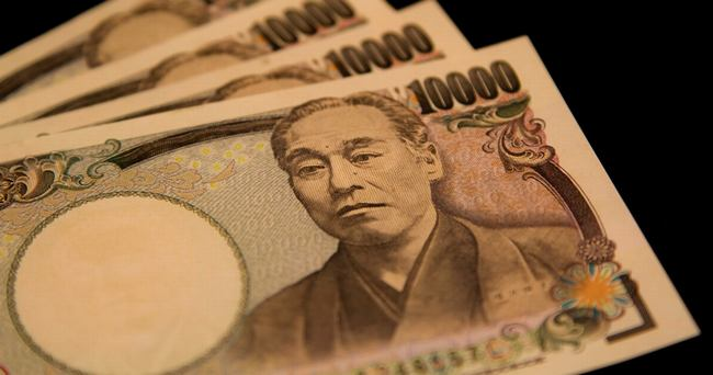 1万円札などの紙幣が汚れたので銀行で交換してもらった