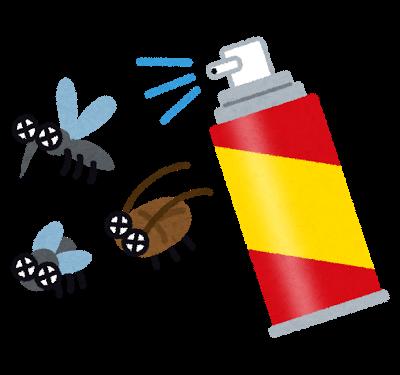 シバンムシの駆除方法